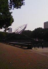 名古屋テレビ塔の相棒